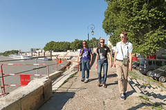 Quai Marx Dormoy - Arles (France) (Meteorry) Tags: france male boys june river europe sam guys rhne quay paca arles jacques quai fleuve berger 2015 bouchesdurhne arle stewartleiwakabessy meteorry provencealpesctedazur provencealpesctedazur arelate quaimarxdormoy