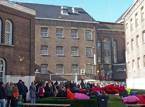 oude gevangenis Noordsingel / Rotterdam