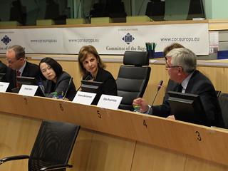 China-Europe Forum 9 Nov 2015: panel 1