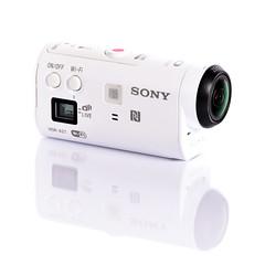 Action Cam Mini (> Mr.D Photography) Tags: camera white speed photography lights high nikon key action cam sony flash sigma pro backdrop alta product speedlight hdr strobe vanguard yn az1 strobist 18200mmf3563 d5000 yongnuo 560iii 560tx