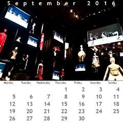 2016-09 (Treble2309) Tags: vamuseum alexandermcqueen savagebeauty 2016calendar