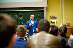 Sergiu Biris la Serile de Leadership (Fundatia LEADERS) Tags: samsung inspirational leadership motivational studenti sergiu biris utcn fundatialeaders seriledeleadership
