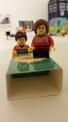 IT'S CHRISTMAAAS! (Starlight, Starbright) Tags: christmas toys lego tardis mysterymachine matchbox minifigure minifigures meandthee christmasjumpers legominifigures legochristmas minifigsme legomysterymachine itschristmaaas creatortiger legocreatortiger