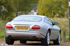 Jaguar XK8 Glasgow 2015 (seifracing) Tags: rescue cars europe cops traffic transport scottish police voiture vehicles research trucks van emergency spotting services recovery prestwick ecosse seifracing