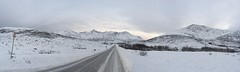 Polar road (Davescunningplan) Tags: snow cold norway arctic tromso