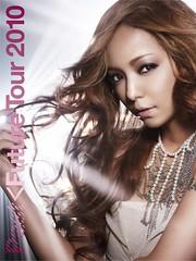 PAST FUTURE -TOUR 2010- (DVD COVER) (Namie Amuro Live ) Tags: namie amuro dvdcover  tourcover pastfuturetour2010