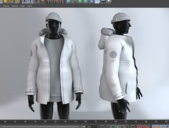 WIP for Tannenbaum (Bhad Craven 'Bad Unicorn') Tags: life new original portrait urban canada game art fashion work fur photography design photo blog store 3d clothing high graphics shadows graphic image mesh photos pics top quality profile bad picture progress wip sl gaming jacket secondlife definition second production characters hd concept unicorn exclusive bu craven parker gfx parka • concepts 2l buc meshes meshed lindens bhad badunicorn