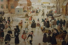 IMGP7993 (dvdbramhall) Tags: uk england london art museum painting gallery nationalgallery avercamp