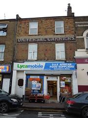 Ghost sign, Woolwich, SE London (roger.w800) Tags: london woolwich oldsign fadedsignage ghostsign selondon southeastlondon se18