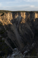 "Grand Canyon of the Yellowstone from North Rim • <a style=""font-size:0.8em;"" href=""http://www.flickr.com/photos/63501323@N07/25328260679/"" target=""_blank"">View on Flickr</a>"