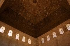 Techo en la Alhambra (lamimesis) Tags: granada alambra generalice