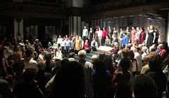 Human Requiem (Feast of Music) Tags: whitelightfestival brahms requiem lincolncenter classicalmusic simonhalsey berlinradiochoir