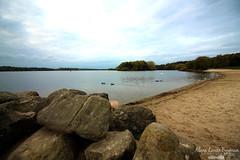 Strathclyde (AlanaLouiseBowmanPhotography) Tags: strathclyde park motherwell photography loch water rocks landscape wide angle scotland