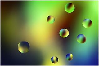 Oil on Glass option
