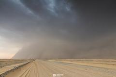 Kuwait - The Desert Haboob (Sarah Al-Sayegh Photography | www.salsayegh.com) Tags: kuwait canoneos5dmarkiii canon leefilters dust haboob duststorm photography landscapephotography sunset wwwsalsayeghcom weather nature sarahhalsayeghphotography infosalsayeghcom stormchase
