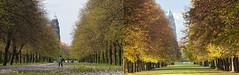 Groer Garten (Veit Schagow) Tags: grosser garten dresden park herbst fall gegenberstellung vergleich frhjahr spring autumn hauptallee