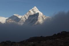 Ama Dablam (D A Scott) Tags: nepal asia himalayas everest base camp trek gokyo lakes