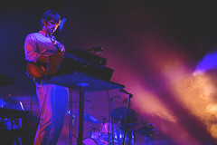 Tycho - 10 (bmontey) Tags: tycho awake epoch tour livemusic concert scotthansen electronic pastisprologue lightshow projection midi fondatheatre losangeles spacerock synth design dive hours iso50