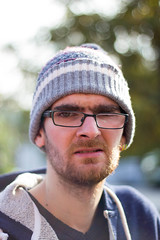 DTD (jasonharry1993) Tags: 50mm canon portrait people green hat cold