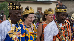 Agbogbo-Za Festival, Nots (peace-on-earth.org) Tags: regionplateaux tgo togo geo:lat=695018833 geo:lon=117088333 geotagged nots africa agbogboza festival ewe peaceonearthorg