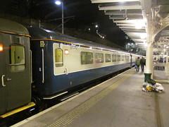BR Coaches in Edinburgh (Liam 55022) Tags: br blue mk2 coaches edinburgh waverley