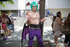 Morrigan (Ryuuki2009) Tags: cosplay darkstalkers kamenriderv3 kamenrider ironfist ninja jiraiya morrigan captainamerica anime