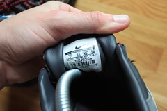 NIKE AIR MAX 95 DARK GREY/ BLUE / RED 2011 329393-021 10.5US / UK9.5 / EUR44.5 / 28.5CM (wook4sh) Tags: nike air max 95 dark grey blue red 2011 329393021 105us uk95 eur445 285cm
