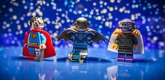 [DC] Malevolence (Jonathan Wong Photography) Tags: lego dc comics malevolence evil villains bokeh custom superheroes figures minifigures purist figbarf cyborg superman hank henshaw owlman nihilism prometheus