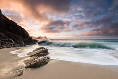 Richard Day 2_200.jpg (r_lizzimore) Tags: cornwall beach sunrise porthcurno uk sea