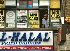 Al Halal (Becky Frances) Tags: bricklane beckyfrances city candid colour england eastlondon eastend london lensblr market olympus pollyblue portrait streetphotography shoreditch socialdocumentary urban uk 2016