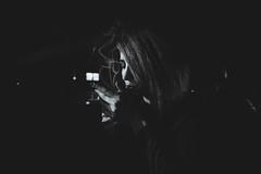 necessary (Kash Khastoui) Tags: kash khashayar black portrait sonya7r car smoking