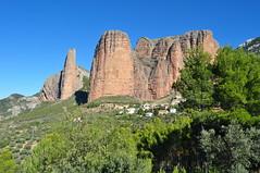 Alto Aragon (Chaufglass) Tags: aragon montagne relief espagne europe españa riglos paysage
