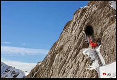 Cogwheel Railway Mountains in Switzerland....🇨🇭 (Shobana Shanthakumar) Tags: switzerland schweiz suisse swisspeople swissmountains swissnature swissbeauty swissberg berg google summer wallpaperdesktopsummerdes zurich zürich luzern pilatusmountain pilatuskulm europe naturebackground nature cogwheelrailway swisstravel swisstrain sbb swissrailway
