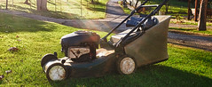 How to Winterize Your Lawn Mower (billp121) Tags: how winterize your lawn mower