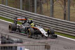 Sergio Perez / Force India (Raphael Leone Aguilar) Tags: formula1 formula 1 brazil brasil interlagos 2016 qualify qualificao