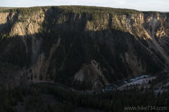 "Grand Canyon of the Yellowstone from North Rim • <a style=""font-size:0.8em;"" href=""http://www.flickr.com/photos/63501323@N07/30964036995/"" target=""_blank"">View on Flickr</a>"