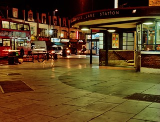 Turnpike Lane Station