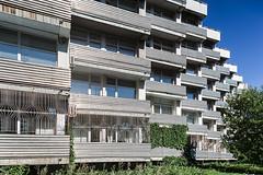(ilConte) Tags: togliatti russia russian architettura architecture architektur sanatorium modernism soviet socialist socialism pattern repetition balconies