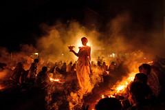 Untitled. (Jakir Hossain Rana) Tags: prayer nightphotography explore ritual hindu