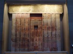 False Door (Aidan McRae Thomson) Tags: britishmuseum london ancient egyptian hieroglyphs