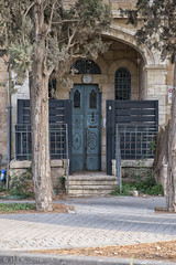 HaRakevet Road, Jerusalem (kitchener.lord) Tags: israel jerusalem photowalk impressions 2016 fujinonxf1855