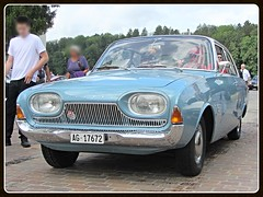 "Ford Taunus P3 17M, 1963 ""Badewanne"" (v8dub) Tags: ford taunus p 3 17 m 1963 badewanne schweiz suisse switzerland german pkw voiture car wagen worldcars auto automobile automotive old oldtimer oldcar klassik classic collector"