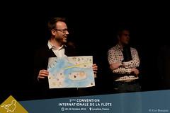 Palmarès du concours de dessin avec Julien Bourin