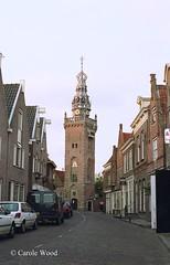 Monnickendam - De Speel Toren (Fontaines de Rome) Tags: monnickendam speel toren tour