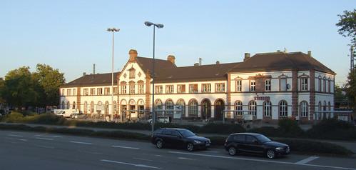 Rastatt railway station, 30.09.2011.