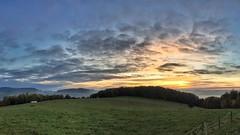 meadow (Cybergabi) Tags: odenwald hills germany seidenbuch meadow morning sunrise autumn fall