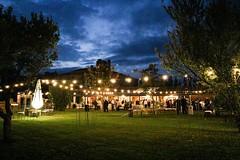 Night outdoor wedding - Cortal Gran (Perolowa_) Tags: costabrava emporda spain catalonia nightwedding cortalgran wedding