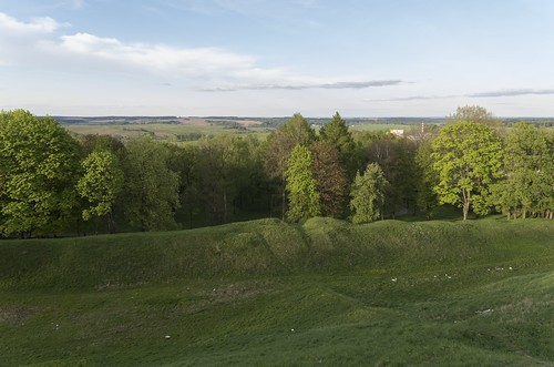 View from Castle Hill, 02.05.2014.