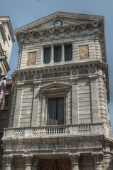 Building in Barcelona (Kasimir) Tags: barcelona building neoclassicism neoclassical neoclasicismo