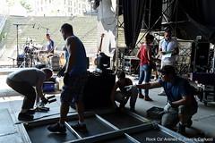 Staff & Backstage Mercredi 12 août 2015 /